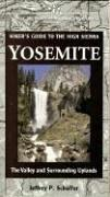 Cover of: Yosemite: Hiker's Guide to the High Sierra