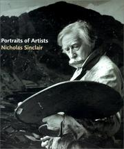 Cover of: Portraits of Artists