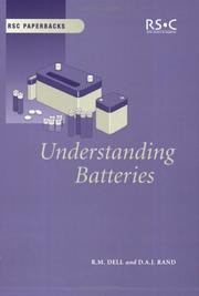 Cover of: Understanding Batteries (RSC Paperbacks)