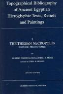 Cover of: Theban Necropolis