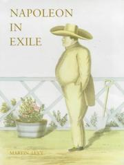 Cover of: Napoleon in Exile