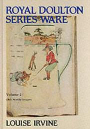 Cover of: Royal Doulton Series Ware Volume two (Royal Doulton Series Ware)