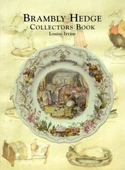 Cover of: Brambly Hedge Collectors Book & Price Guide