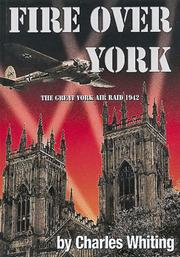Cover of: Fire Over York