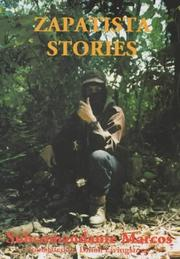 Cover of: Zapatista Stories