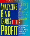 Cover of: Analyzing Bar Charts for Profits