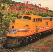 Cover of: The American Streamliner