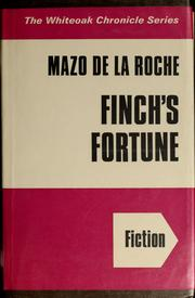 Cover of: Finch's Fortune