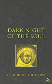 Cover of: Dark Night of the Soul