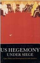 Cover of: U.S. Hegemony Under Siege