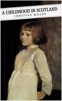 Cover of: A Childhood in Scotland (Canongate Classics, Vol 23)