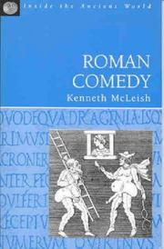 Cover of: Roman Comedy (Inside the Ancient World)