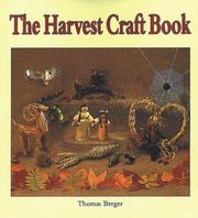 Cover of: The Harvest Craft Book