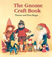 Cover of: The Gnome Craft Book