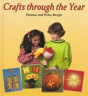 Cover of: Crafts through the Year