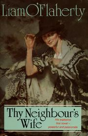 Cover of: Thy neighbour's wife