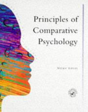 Cover of: Principles Of Comparative Psychology (Principles of Psychology)