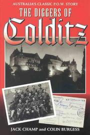 Cover of: The Diggers of Colditz