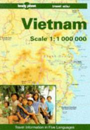 Cover of: Lonely Planet Vietnam (Vietnam, 1st ed)