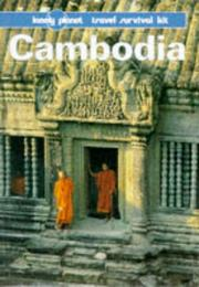 Cover of: Lonely Planet Cambodia