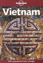 Cover of: Lonely Planet Vietnam (5th ed)