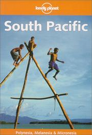 Cover of: Lonely Planet South Pacific (Travel Survival Kit)