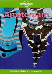 Cover of: Lonely Planet Amsterdam