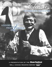 Cover of: Lessons From Leacock