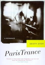 Cover of: Paris Trance: A Romance