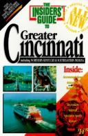 Cover of: Insiders Guide to Cincinnati