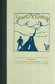 Cover of: Fateful Choices: Tales Along the Road Taken