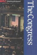 Cover of: Congress (American Government)