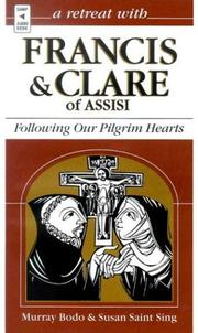 Cover of: A Retreat With Francis and Clare Assisi