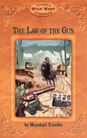 Cover of: Law of the Gun (Arizona Highways Wild West Series)