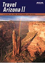 Cover of: Travel Arizona II