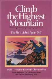 Cover of: Climb the Highest Mountain