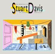 Cover of: The Drawings of Stuart Davis