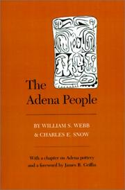 Cover of: Adena People
