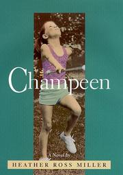 Cover of: Champeen