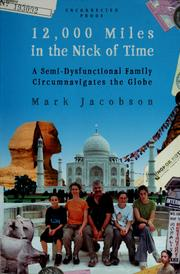 Cover of: 12,000 Miles in the Nick of Time