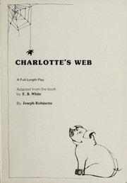 Cover of: Charlotte's Web (play)