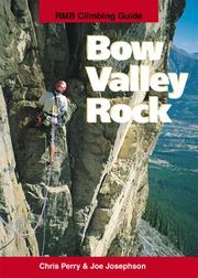 Cover of: Bow Valley Rock