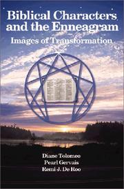 Cover of: Biblical Characters and the Enneagram