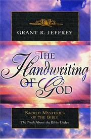 Cover of: The Handwriting of God