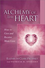 Cover of: Alchemy of the Heart
