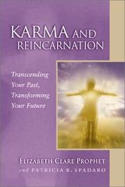 Cover of: Karma and Reincarnation