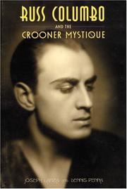 Cover of: Russ Columbo and the Crooner Mystique