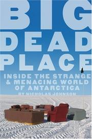Cover of: Big Dead Place