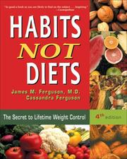 Cover of: Habits Not Diets
