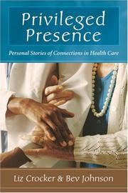 Cover of: Privileged Presence
